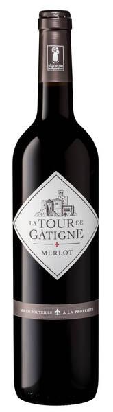 La Tour de Gâtigne - cévennes merlot - Rouge - 2018