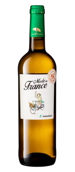 Domaine Parazols-Bertrou - mode in france - Blanc