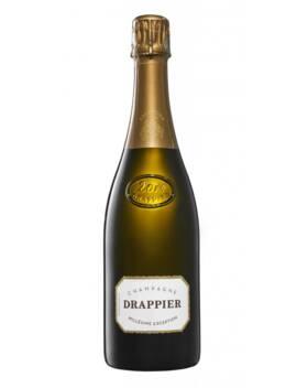 Champagne Drappier - millésime exception - Pétillant - 2014