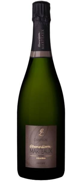 Champagne Olivier et Laetitia Marteaux - MILLESIME 2008