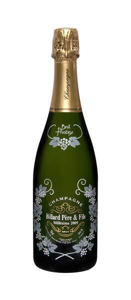 Champagne Dom Bacchus - cuvée prestige - brut - Pétillant - 2014