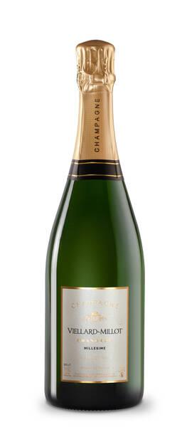 Champagne VIELLARD-MILLOT - millésimé - Pétillant - 2012