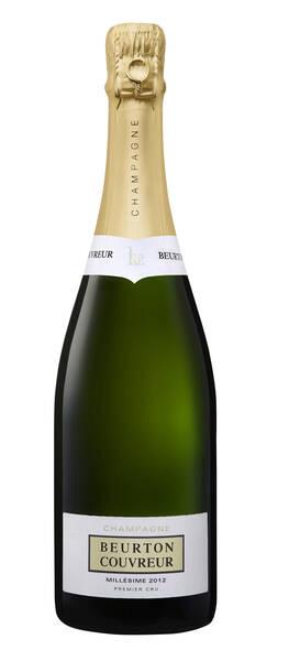 Champagne Beurton Couvreur - brut millesimé - Pétillant - 2012