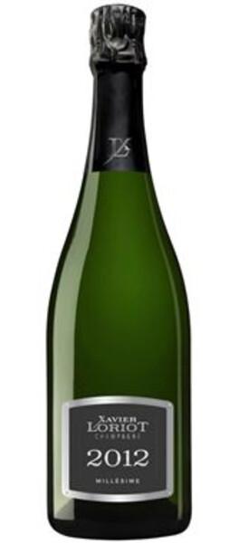 Champagne Xavier Loriot  - brut millésimé - Pétillant - 2012