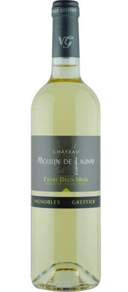 VIGNOBLE GREFFIER - château moulin de launay - Blanc - 2019