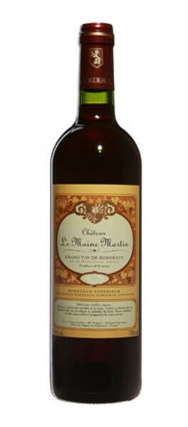 Château Toulouze - le maine martin - sélection vieilles vignes - Rouge - 2015