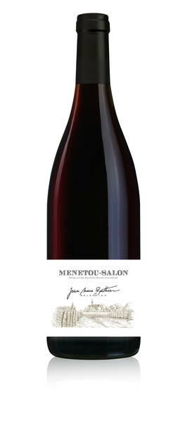 Vignobles Berthier - menetou-salon - Rouge - 2017