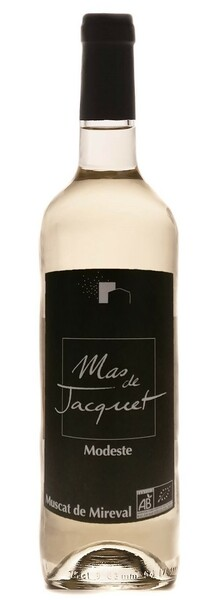 Mas de Jacquet - modeste - Blanc - 2019