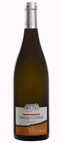 Domaine Thierry Cosme - vouvray moelleux - Blanc - 2018