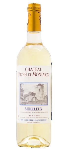 Domaine de Michel de Montaigne - le moelleux - Blanc - 2015