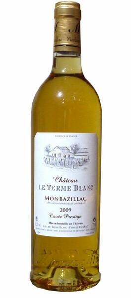 Château Le Terme Blanc - Monbazillac prestige