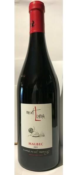 Bonnigal Bodet vignerons  - mont luma - Rouge - 2016