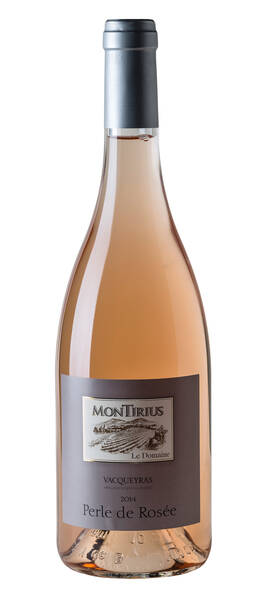 Domaine Montirius - perle de rosée - Rosé - 2019