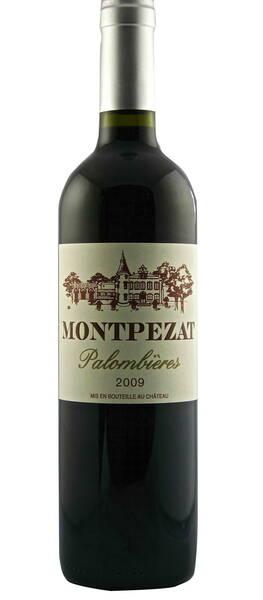 Château Montpezat - palombières - Rouge - 2013