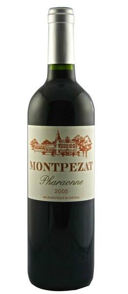 Château Montpezat - pharaonne - Rouge - 2005