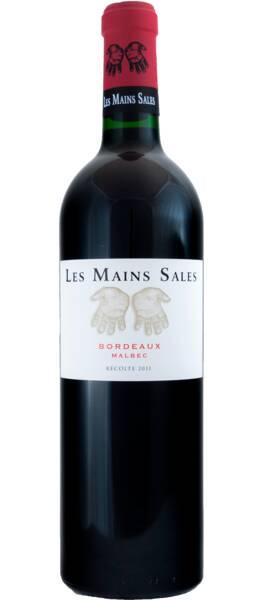 Vignobles Bouillac - les mains sales 100% malbec - Rouge - 2011