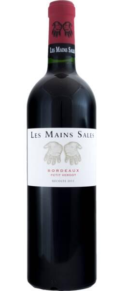 Vignobles Bouillac - les mains sales 100% petit verdot - Rouge - 2011