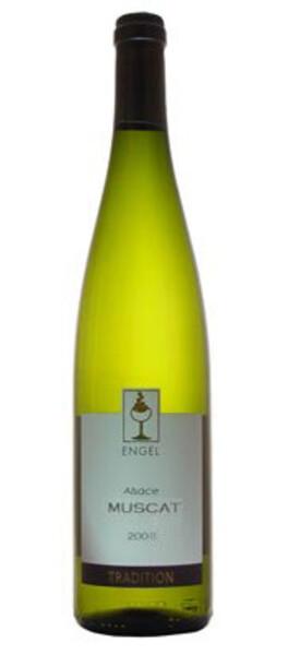 Vignobles ENGEL - muscat d'alsace - Blanc - 2018