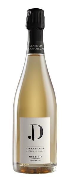 Champagne JACQUINET-DUMEZ - multimis extra-brut - Pétillant