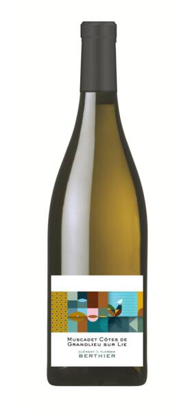 Vignobles Berthier - les originals - muscadet de côtes de granlieu sur lie - Blanc - 2019