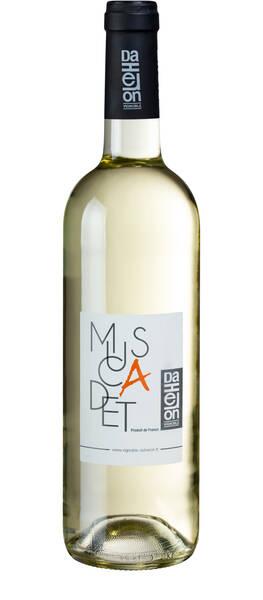 Vignoble Daheron - Muscadet Côtes de GrandLieu sur Lie - Blanc - 2018