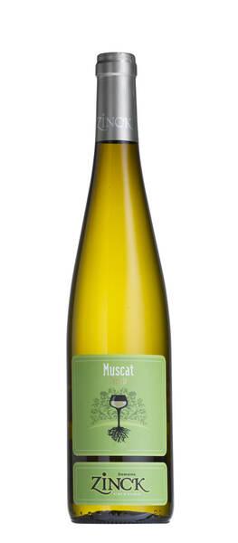 Domaine Zinck - Muscat Terroir - Blanc - 2017