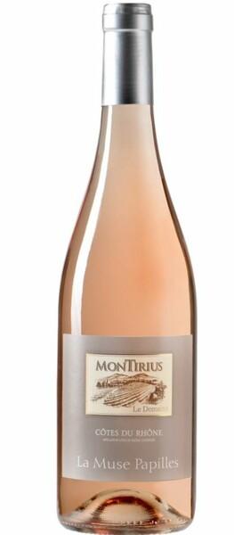 Domaine Montirius - la muse papilles - Rosé - 2019