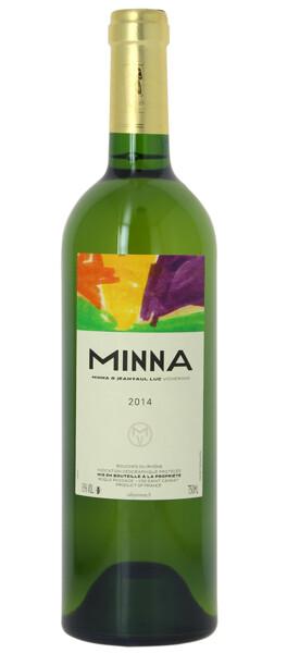 VILLA MINNA VINEYARD - minna - Blanc - 2014
