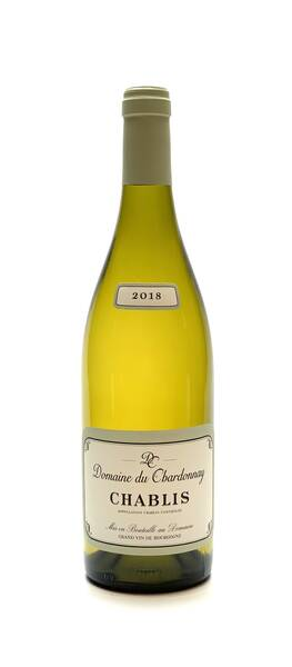 DOMAINE DU CHARDONNAY - chablis - Blanc - 2018