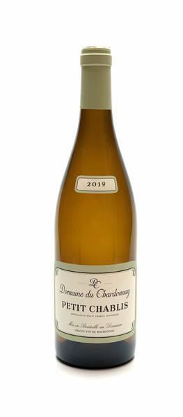 DOMAINE DU CHARDONNAY - petit chablis - Blanc - 2019