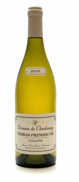 DOMAINE DU CHARDONNAY - chablis 1er cru vaillons - Blanc - 2019