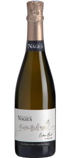 Château de Nages - Famille Gassier - bulles de  - zero dosage - Pétillant