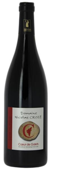 Domaine Nicolas Croze - coeur de galets - Rouge - 2017