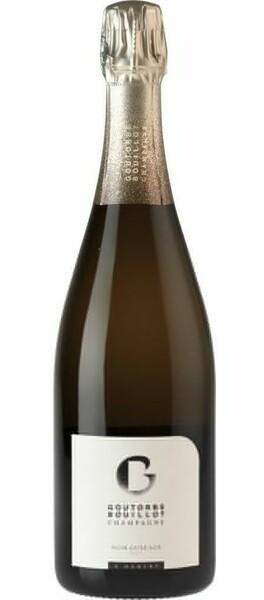 Champagne Goutorbe Bouillot - noir coteaux - Pétillant