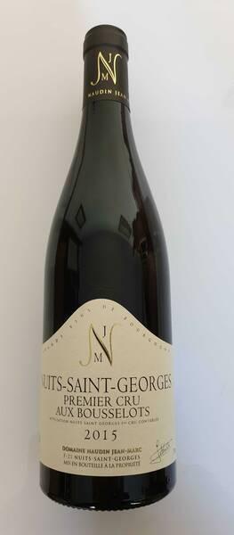 Domaine Jean-Marc Naudin - nuits saint georges 1er cru