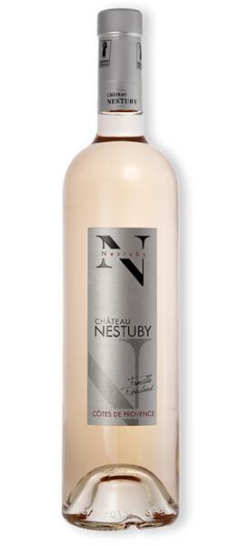 Château Nestuby - château nestuby rosé - Rosé - 2019