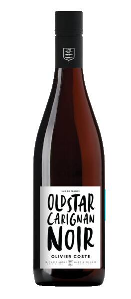 Domaine Montrose - old star, carignan noir, (oc)riginal stars, olivier coste - Rouge - 2020