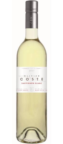 Domaine Montrose - olivier coste - sauvignon - Blanc - 2019