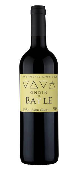 Château de Bayle - ondin de  nature et sans soufre - Rouge - 2019