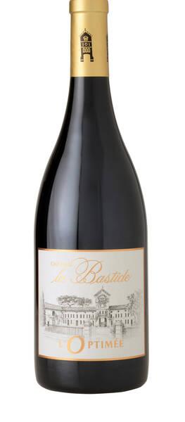 Château la Bastide - optimee  dernières bouteilles à saisir !!! - Rouge - 2016