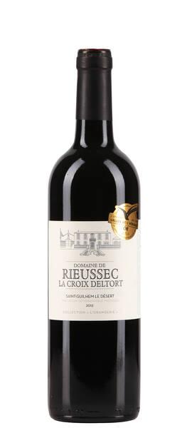 Domaine de Rieussec - orangerie - Rouge - 2015
