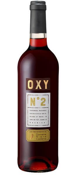Domaine Rière Cadène - oxy n°2 - Rouge