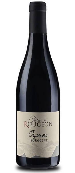 Château de Rougeon - cuvée ozanon - Rouge - 2019