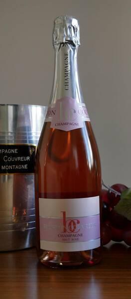 Champagne Beurton Couvreur - rosé brut - Pétillant