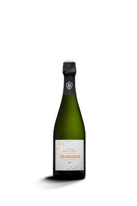 Champagne Brocard Pierre - tradition - Blanc