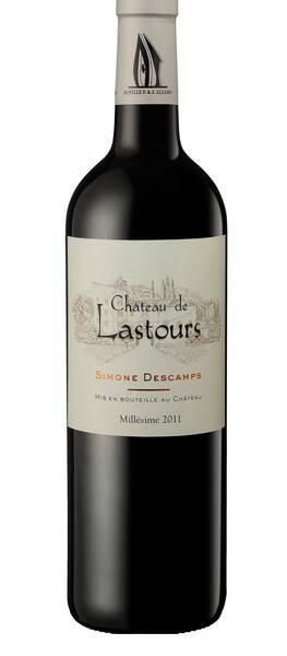 Château de Lastours - Simone Descamps