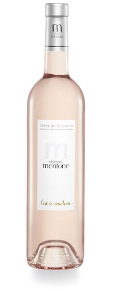 Château Mentone - cuvée emotion - Rosé - 2019