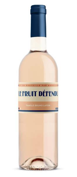Domaine Magellan - le fruit défendu - Rosé - 2020