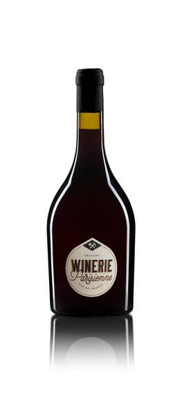 Winerie Parisienne - grisant - Rouge - 2016