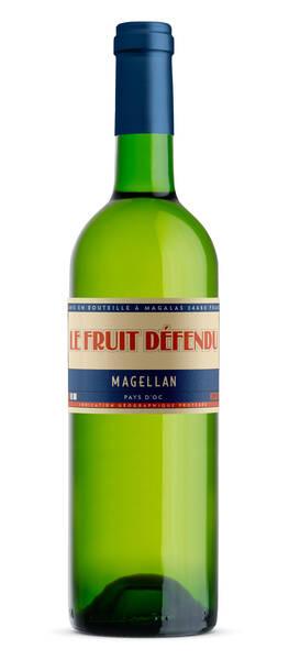 Domaine Magellan - le fruit défendu - Blanc - 2019